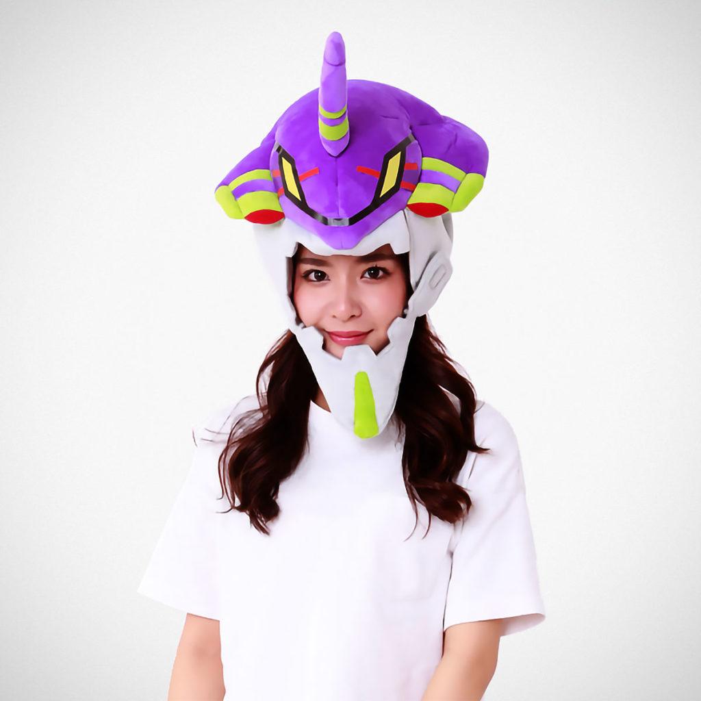 Sazac Evangelion Unit-01 Deluxe Cap