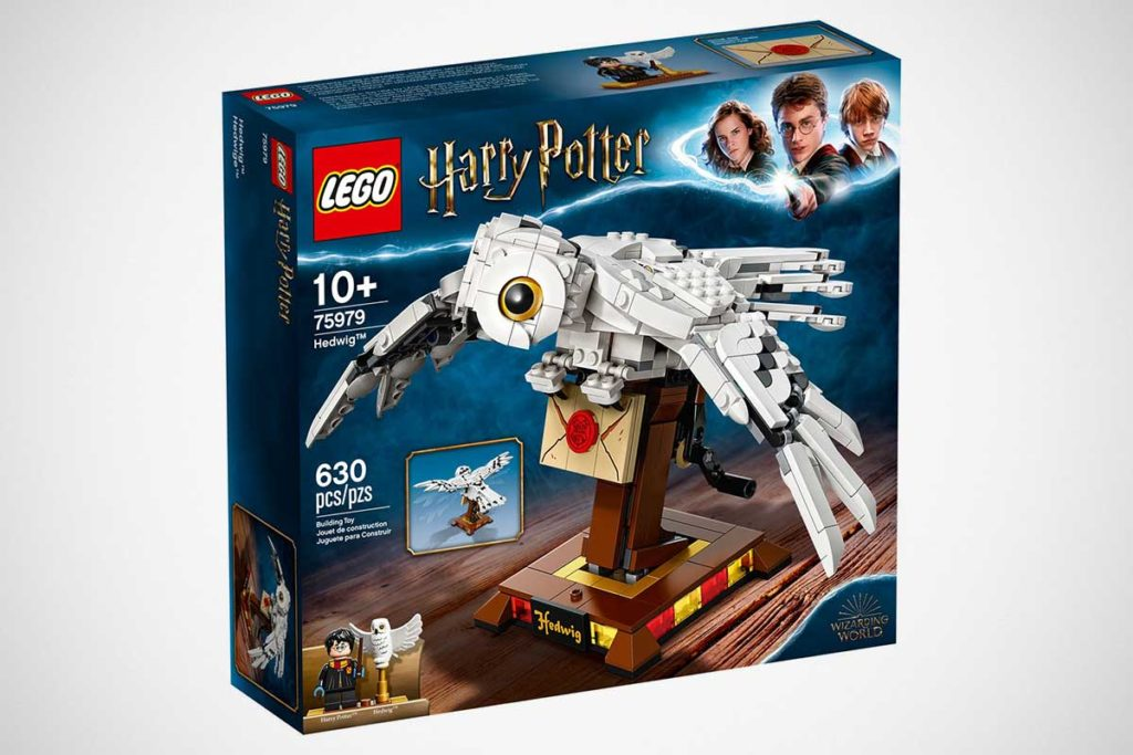 Six New LEGO Harry Potters Sets Announced