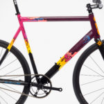 State Bicycle Co. Custom 6061 Black Label Bike With Matching Kobe's For NBA Devin Booker