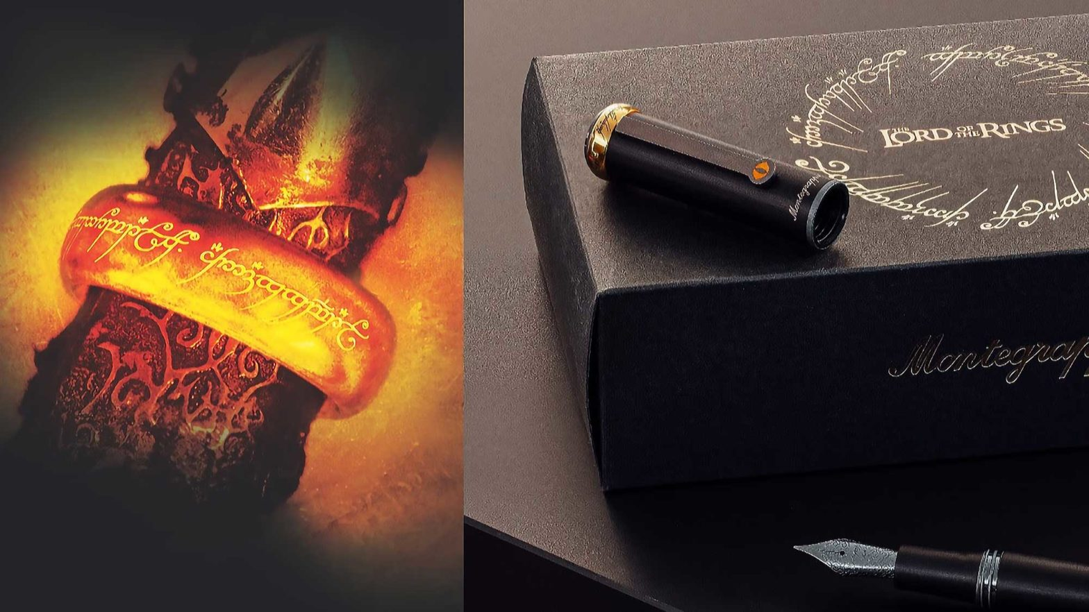 The Lord of the Rings: Eye of Sauron Pen