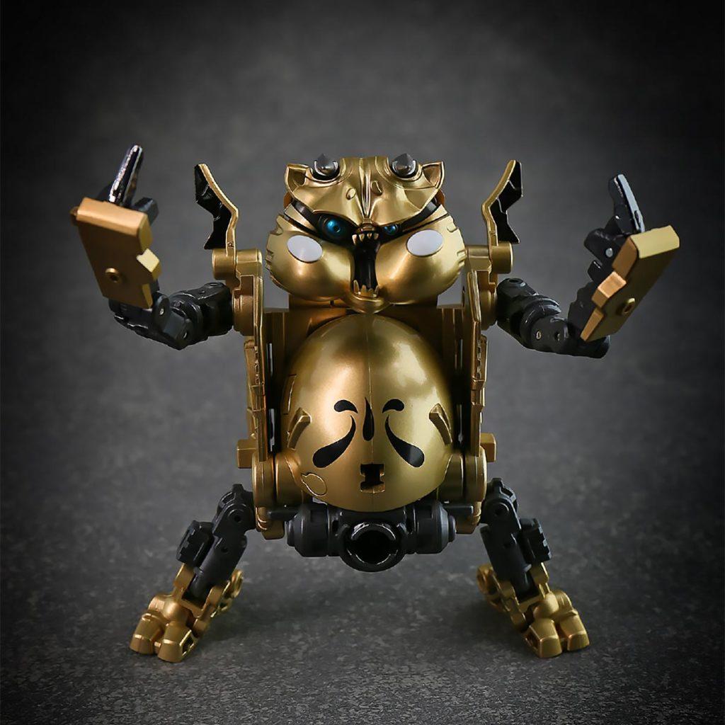ToyWolf W-02 Water Man Urinal Robot Action Figure