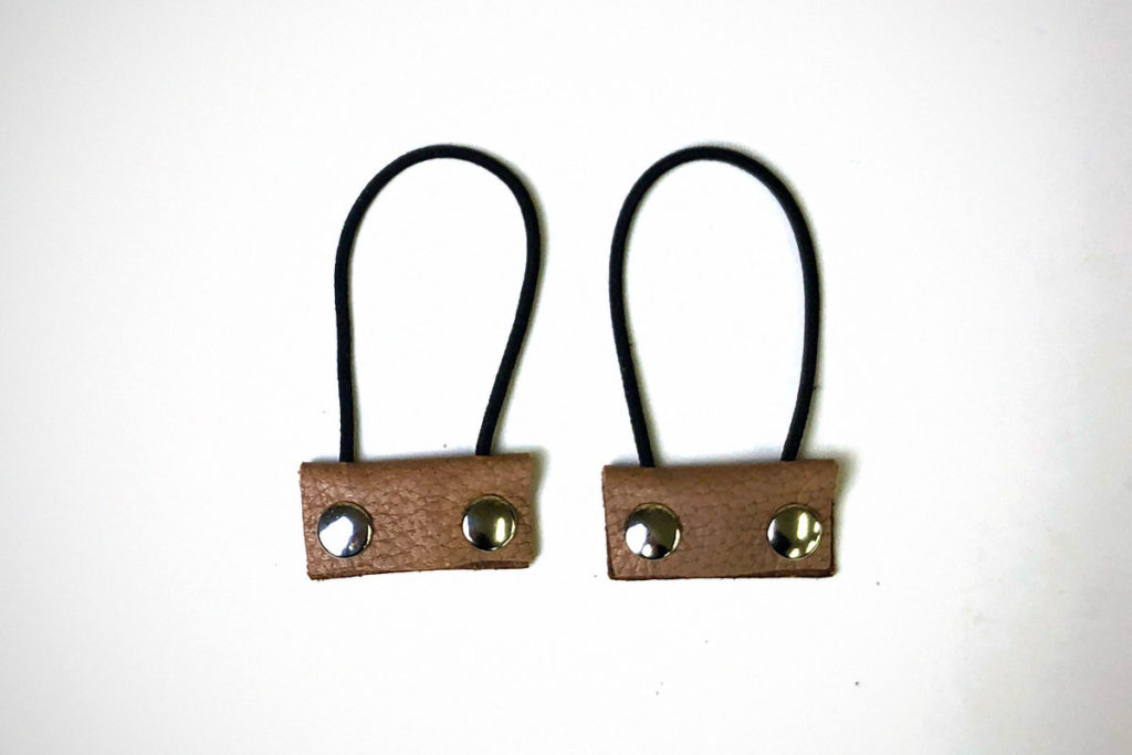 Washable Mask Holder Loops
