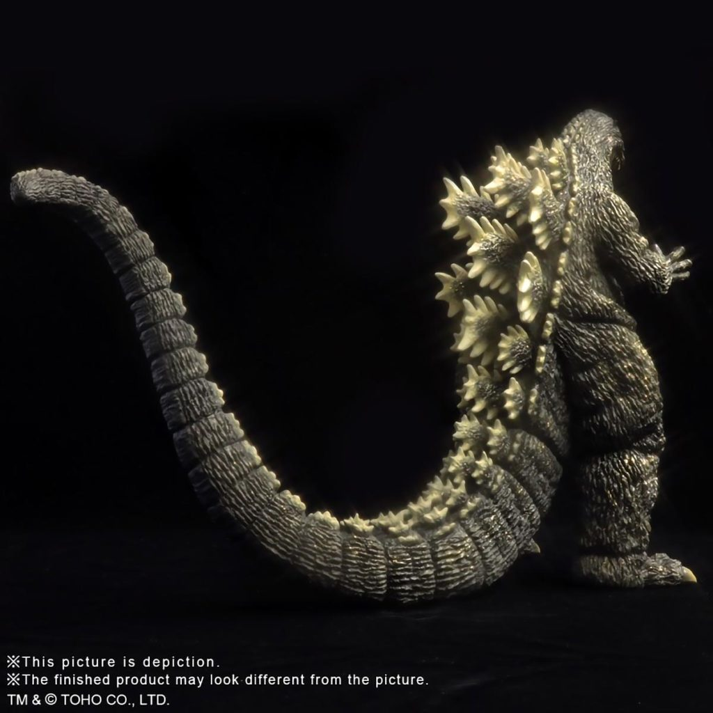 X-Plus 30CM Godzilla RIC Version Figure