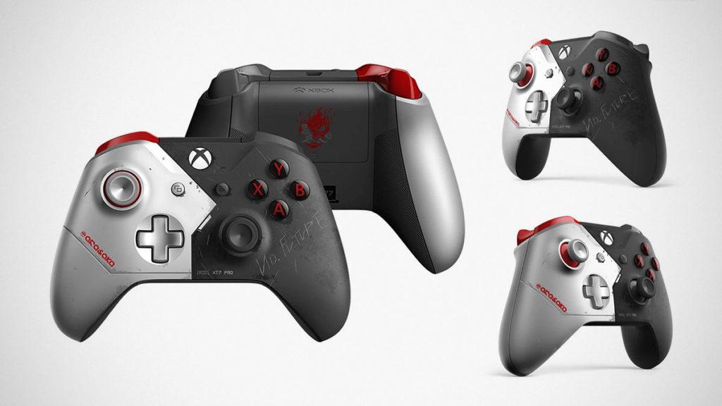 Xbox One Cyberpunk 2077 Controller