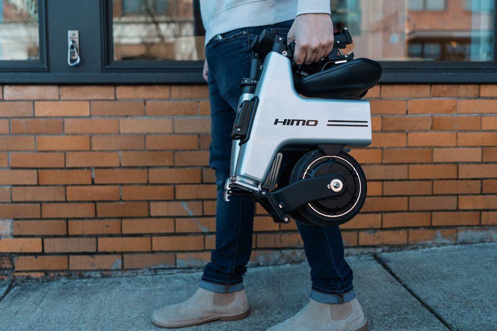 Xiaomi HIMO H1 Electric Bike on Indiegogo