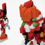 Nanoblock Charanano <em>Evangelion</em> Is How Low-Res <em>Evangelion</em> Looks Like