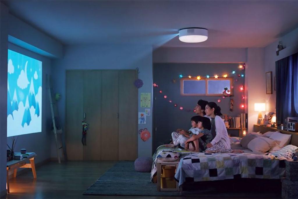 popIn Aladdin Ceiling Light Projector