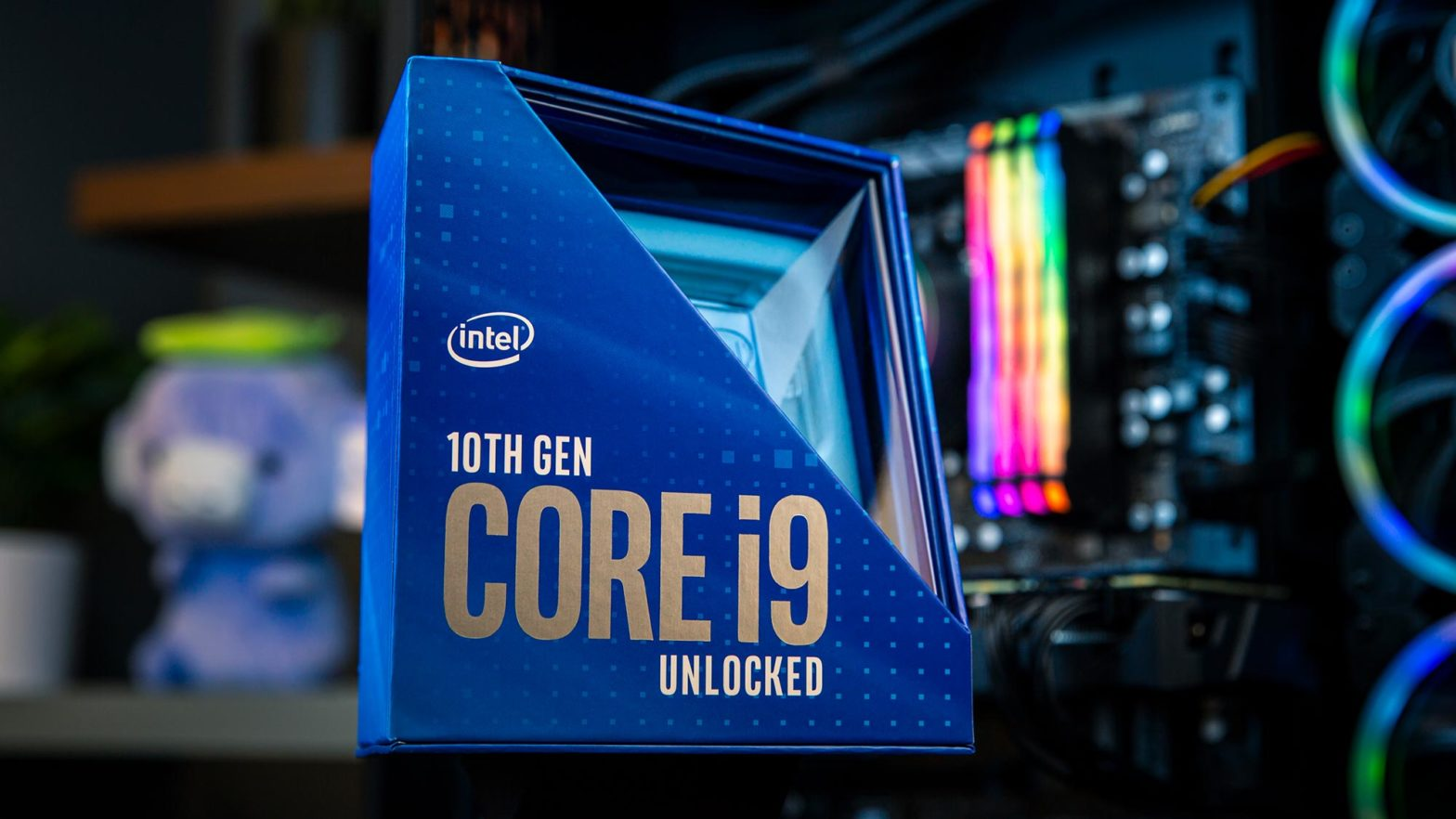10th-Gen Intel Core S-series Desktop Processors