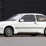 This Beautiful 1987 Ford Sierra RS Cosworth Is Going Under The Hammer