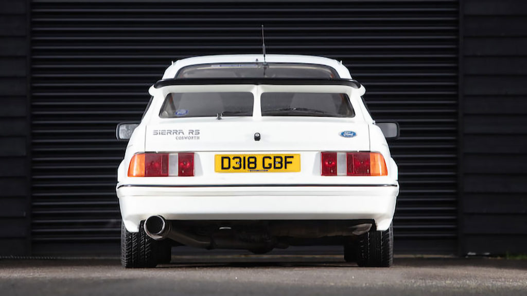 1987 Ford Sierra RS Cosworth Auction