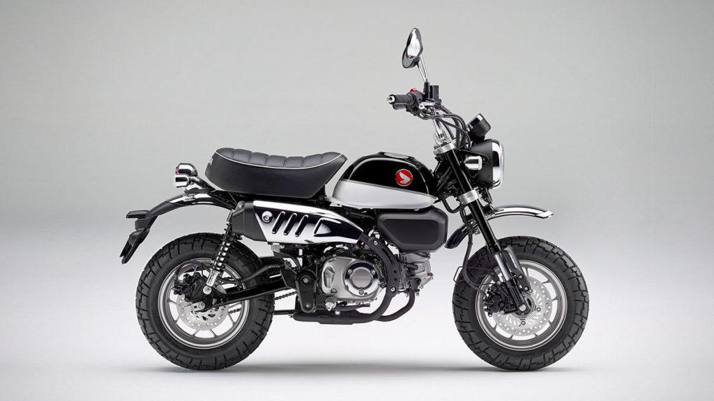 2020 Honda Monkey 125 Motorcycle