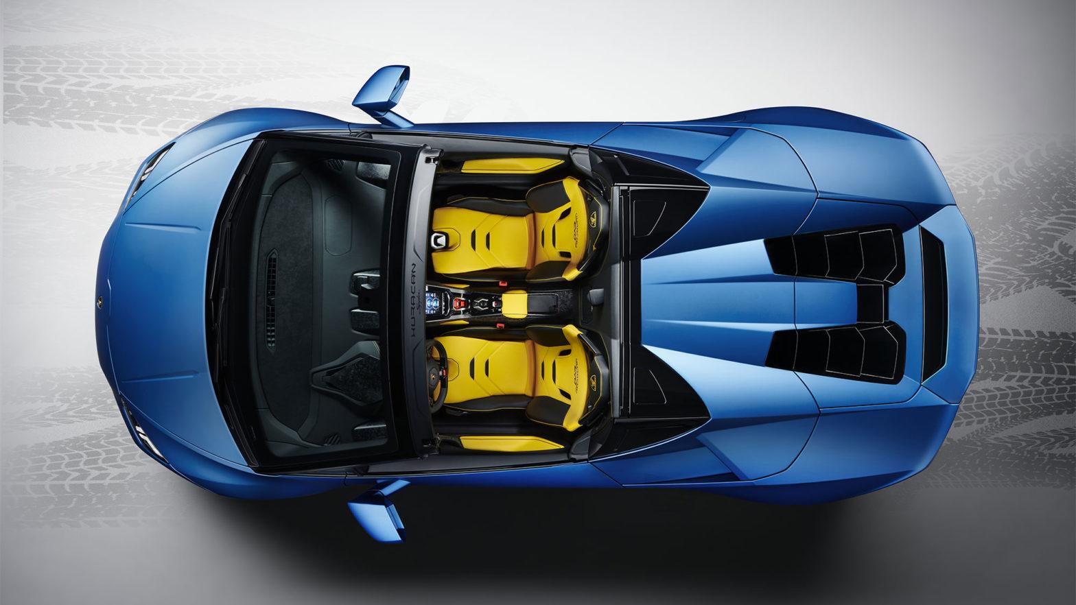 2020 Lamborghini Huracán EVO RWD Spyder