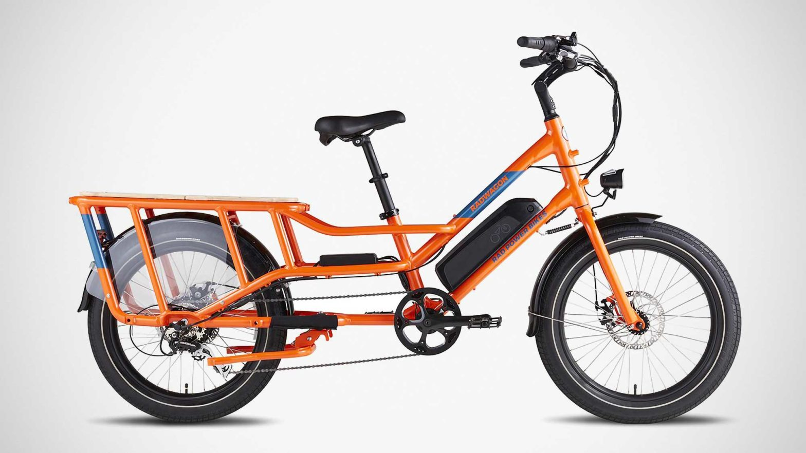 2020 RagWagon 4 Electric Cargo Bicycle