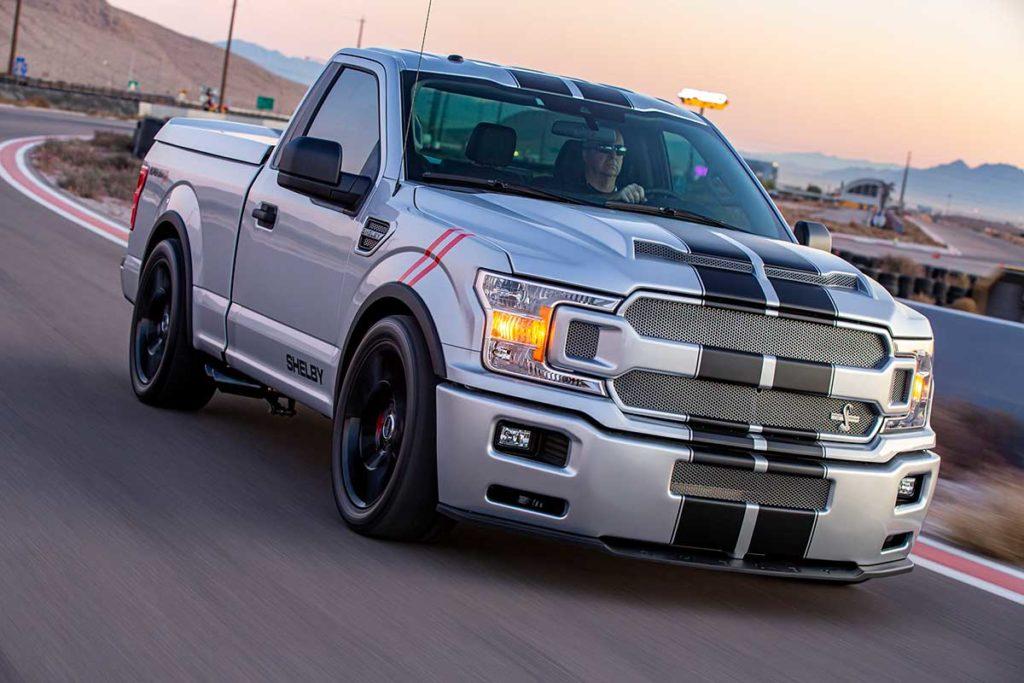 2020 Shelby Super Snake Sport F-150 Super Truck