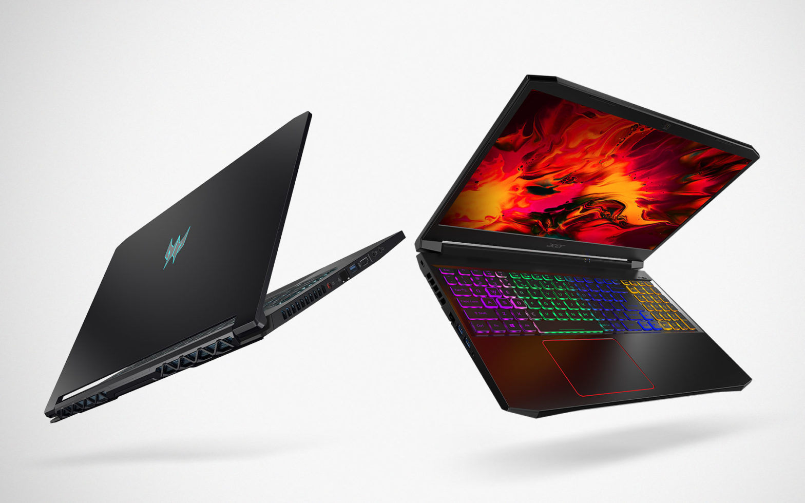 Acer Predator Triton 500 and Nitro 5 Gaming Laptops