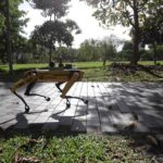 Boston Dynamics Spot Spotted Enforcing Social Distancing In Singapore