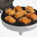 Car Mini Waffle Maker Lets You And Your Kids Eat Vehicles For Breakfast