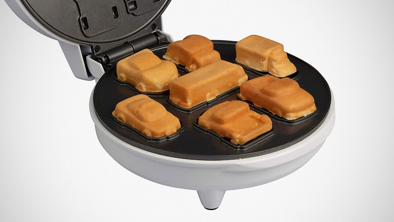 Car Mini Waffle Maker by CucinaPro
