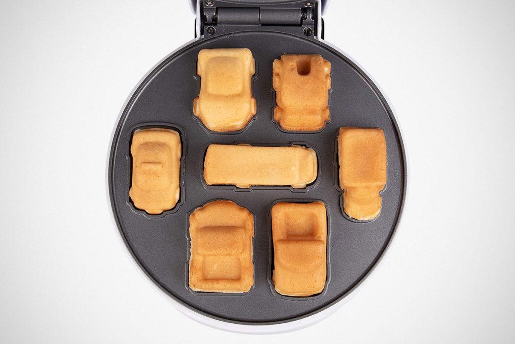 Car Mini Waffle Maker by CucinaPro