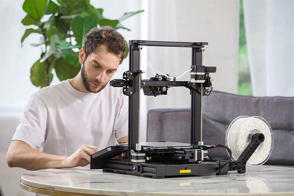 Creality CR-6 SE Leveling-free DIY 3D Printer Kit