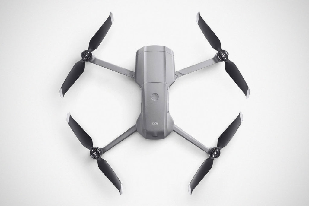 DJI Mavic Air 2 Imaging Drone Announced