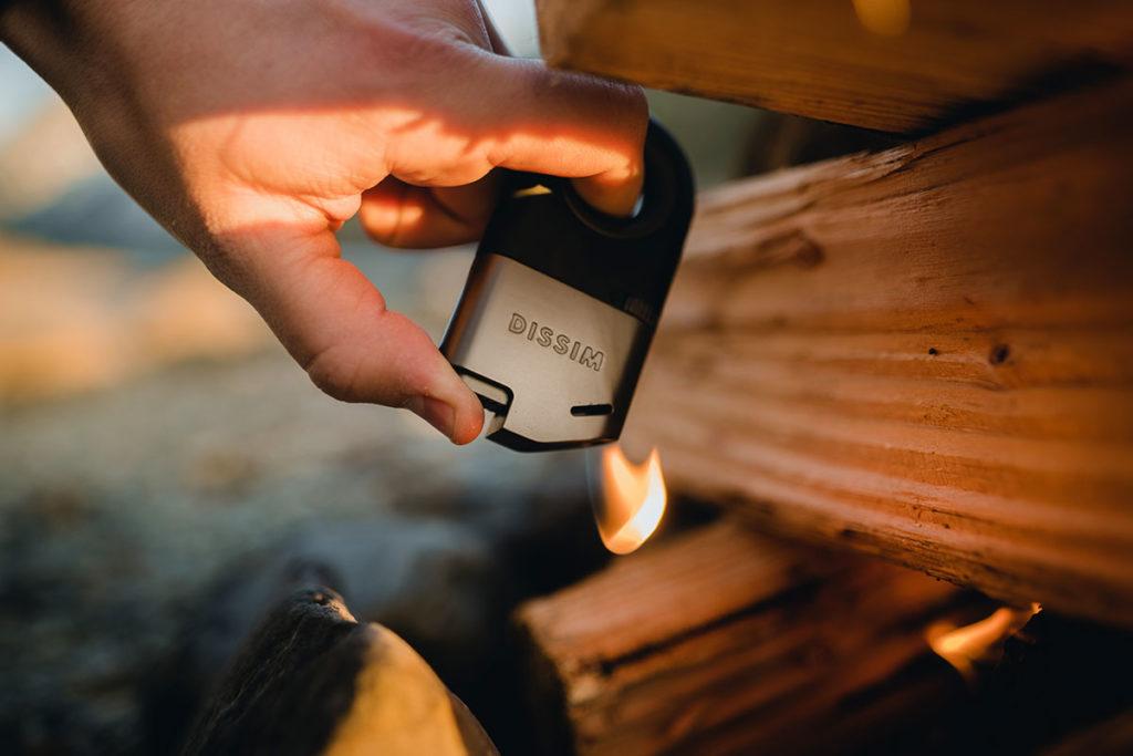 Dissim Inverted Lighter Kickstarter