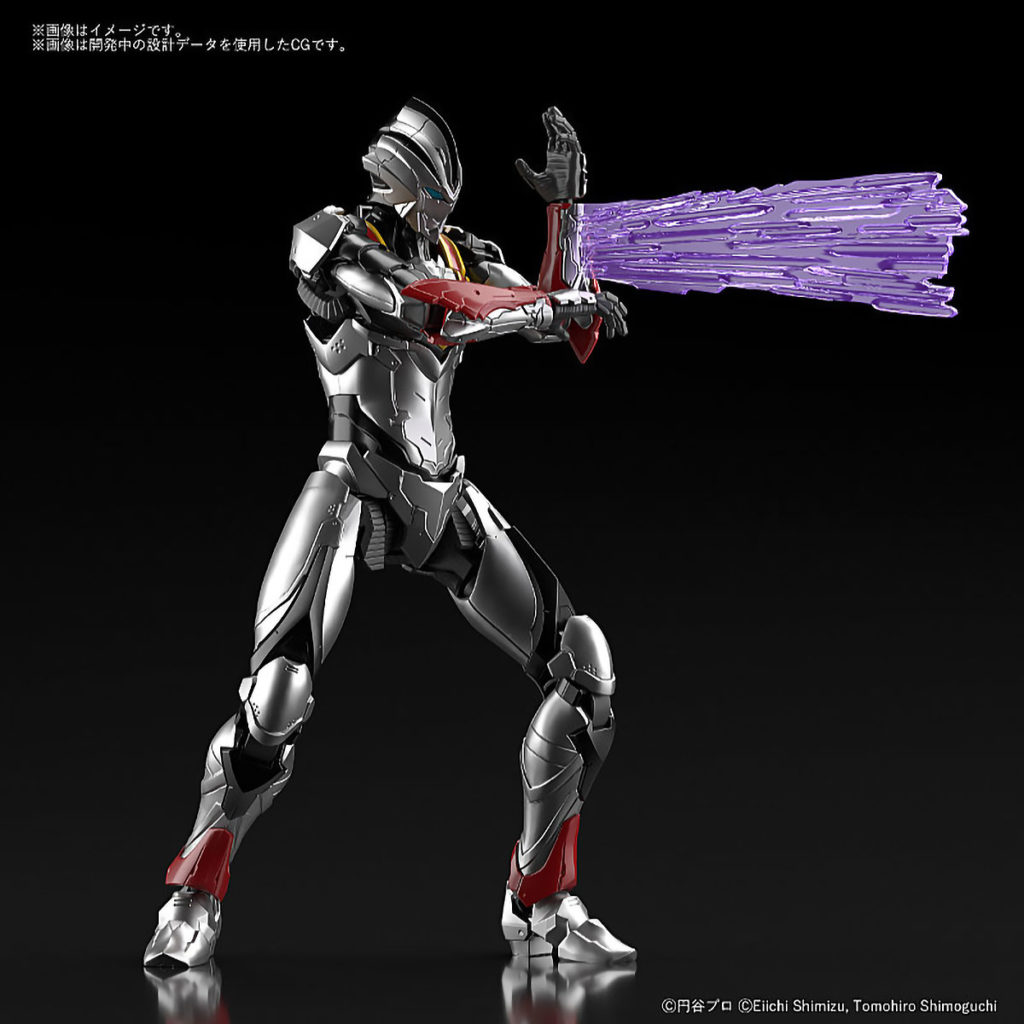 Figure-rise Standard Ultraman Evil Tiga Suit