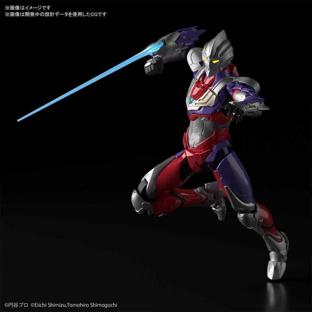 Figure-rise Standard Ultraman Tiga Suit