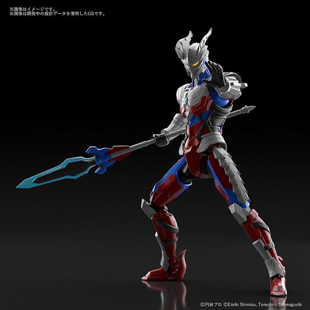 Figure-rise Standard Ultraman Zero Suit