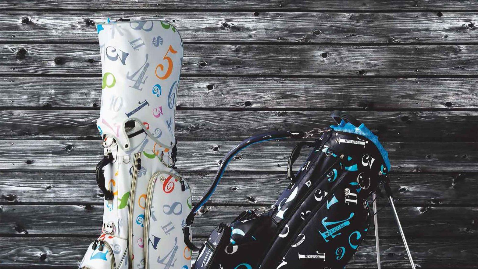 Frank Miura Golf Bag Announced in Japan
