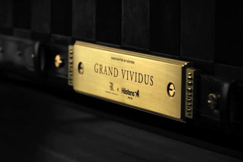 Grand Vividus Mattress by Hästens and Ferris Rafauli