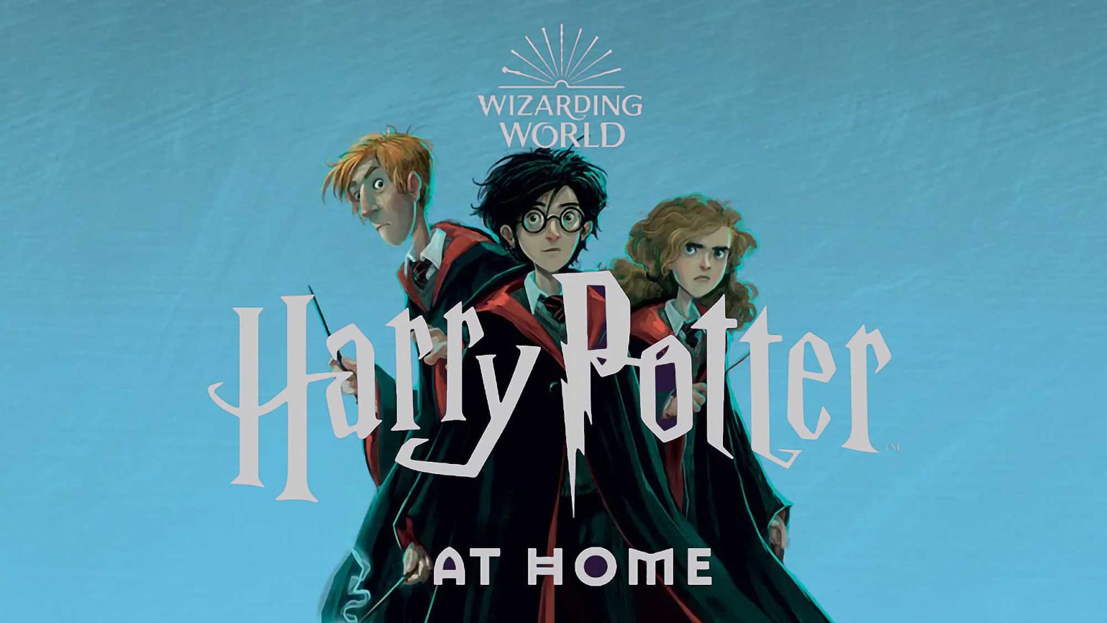 Harry Potter at Home Audio Sorcerer's Stone