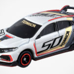 Tomica Kicked Off 50th Years Celebration With Honda Civic Type R Tomica 50th Anniversary