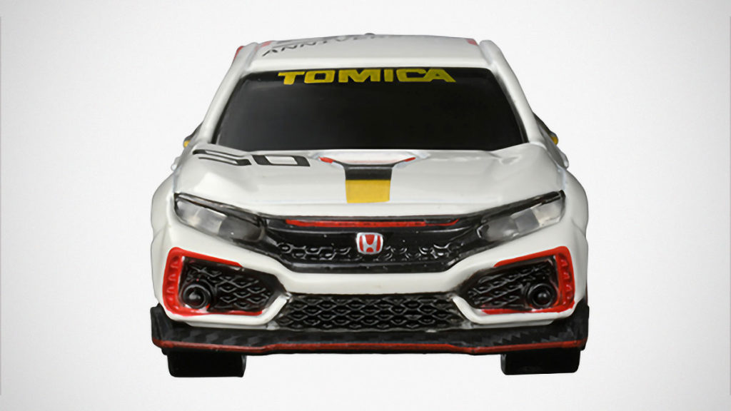 Honda Civic Type R Tomica 50th Anniversary