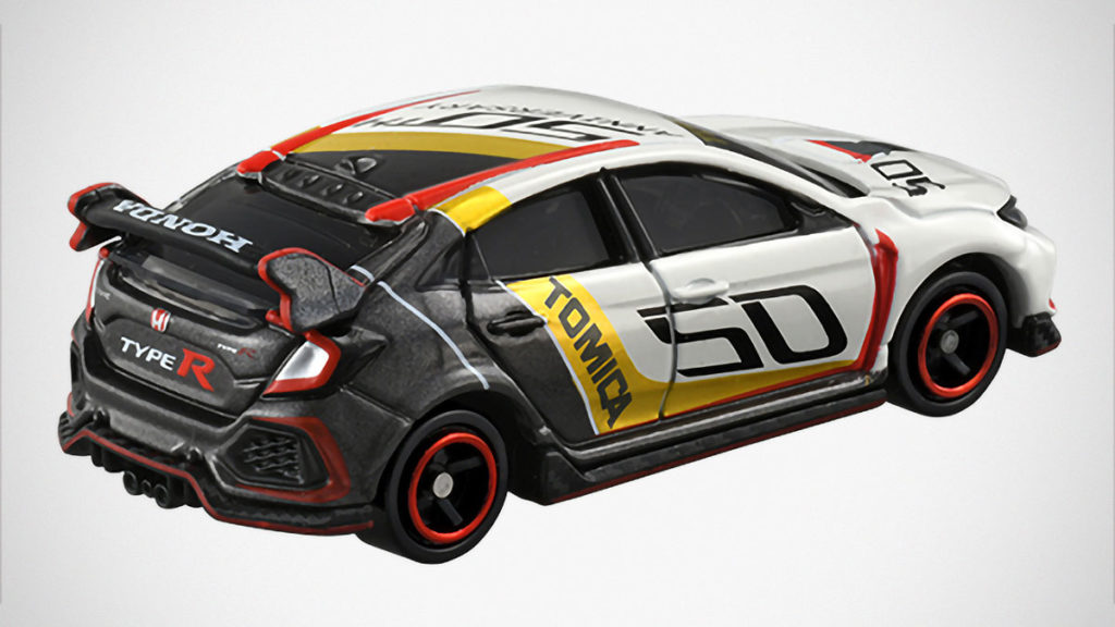Tomica Honda Civic Type R Tomica 50th Anniversary