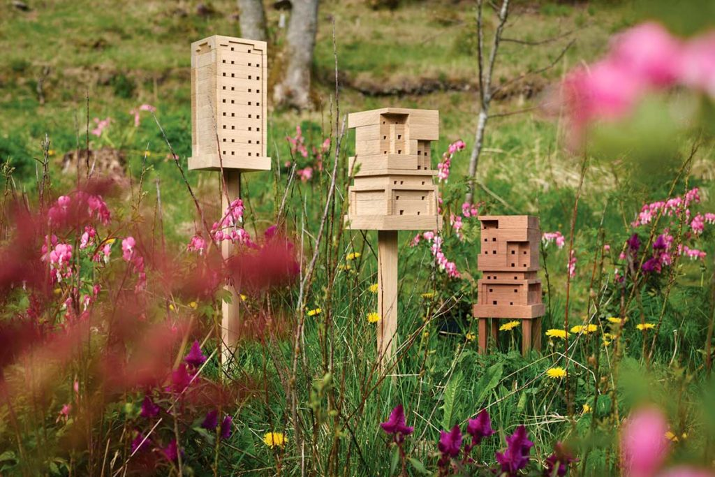 IKEA Open-source Project Bee House