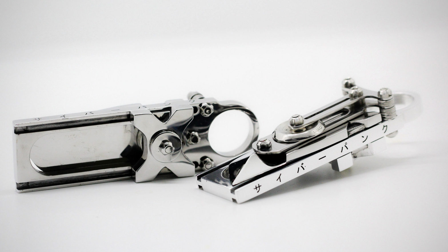 Inertix Cyberpunk Pocket Exoblade Knife