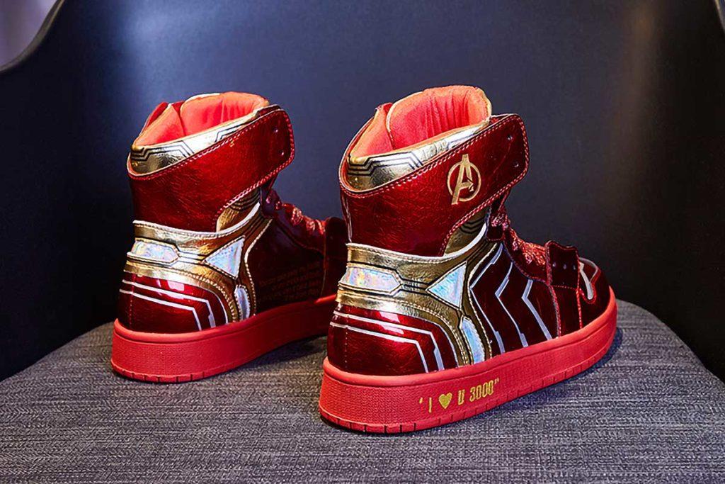 Jagger Studio MK85 Iron Man Sneakers