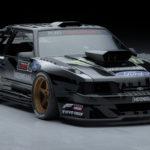 Designer Of The New Batmobile Penned Ken Block's New Ford Mustang Hoonifox Concept