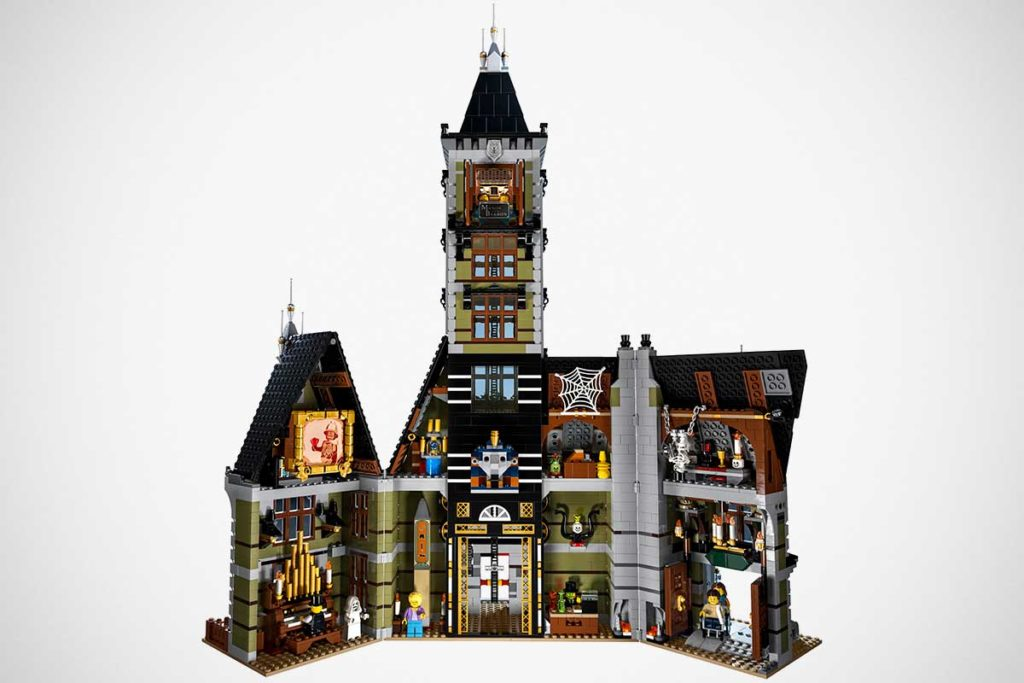 LEGO 10273 Creator Expert Haunted House Set