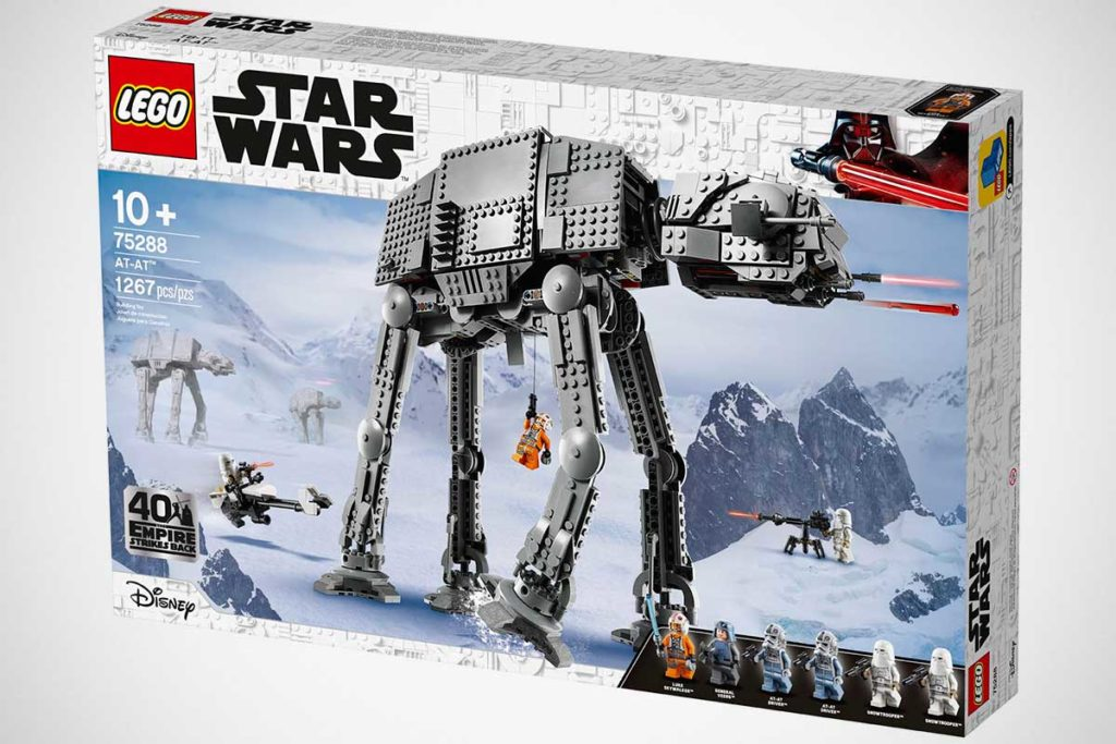 LEGO 75288 Star Wars AT-AT Set