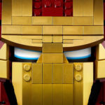 LEGO Is On A Buildable Helmet Spree. Up Next Is A Buildable <em>Iron Man</em> Helmet