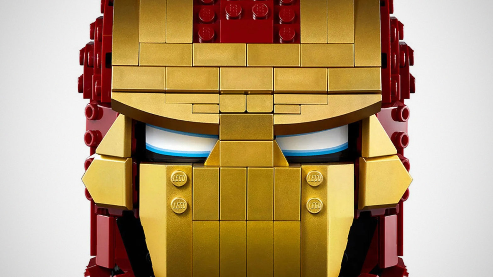 LEGO 76165 Marvel Iron Man Helmet