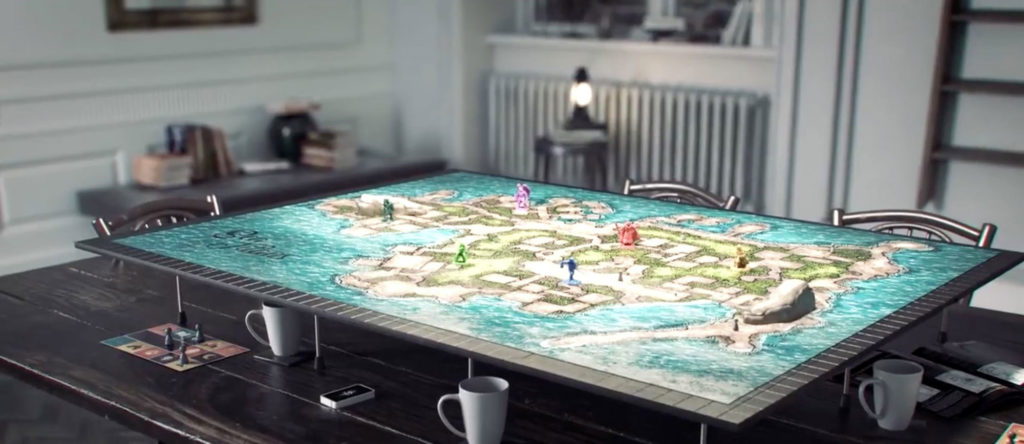 Level Up Modular Board Game Platform