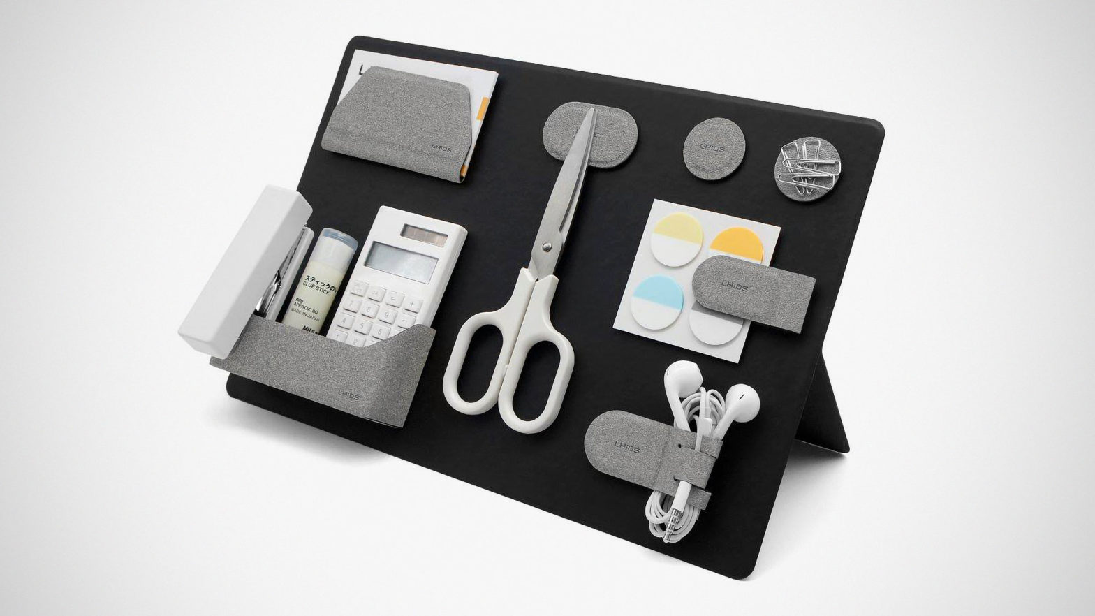 MagEasy Modular Magnetic Desk Tidy/Folio