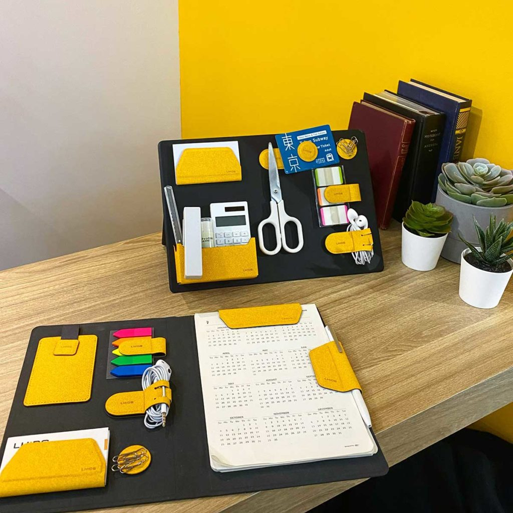 MagEasy Modular Magnetic Desk Tidy/Folio