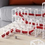 Modular Marble Run Kit Is Your Fix For Roller Coaster In The Comfort Of Your Home
