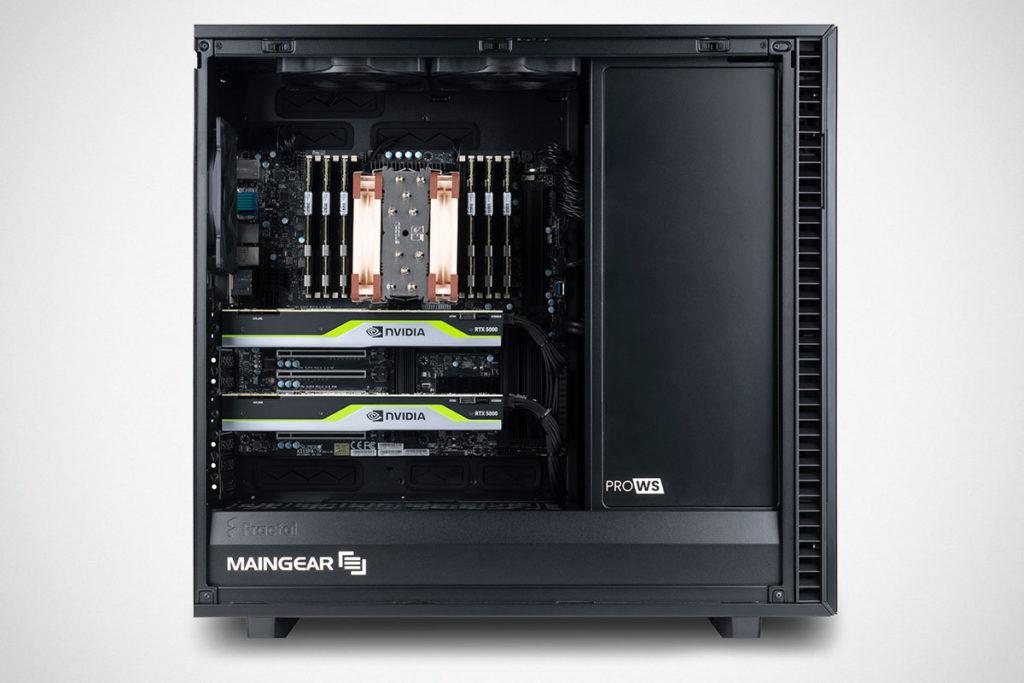 Maingear Pro WS Workstation PC