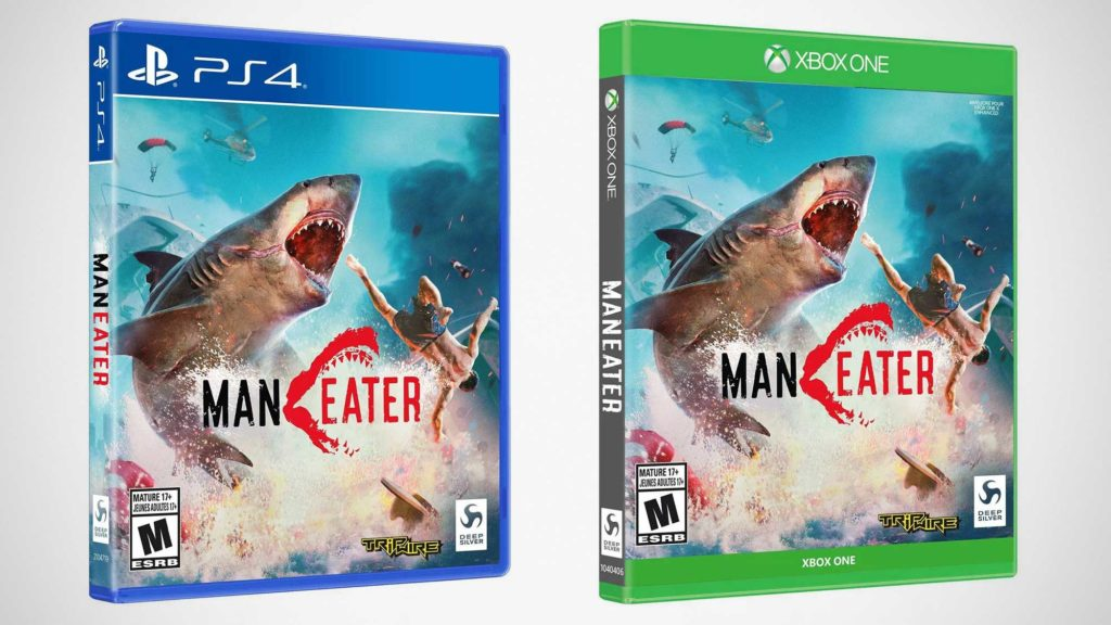 Maneater Shark RPG Video Game Launched