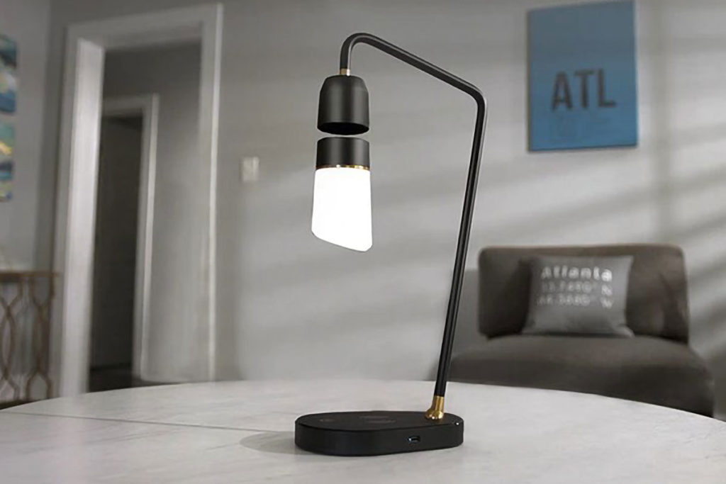 Megi Dimmable Levitating Lamp with Voice Control